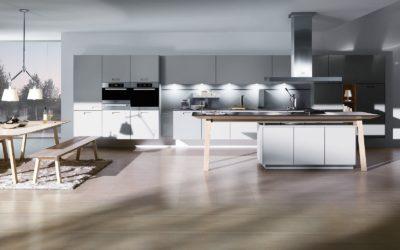 Raumplanung rund um die Küche: Interior Design mit abgestimmten Designkonzept