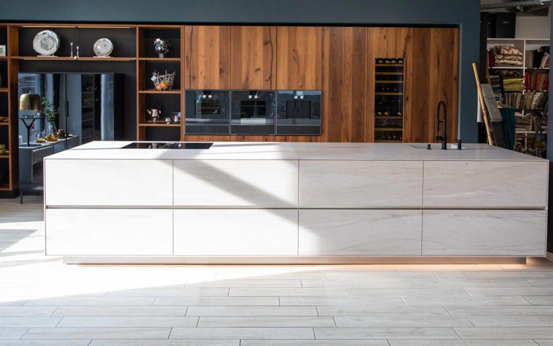 Küchenstudio für Design- und Luxusküchen: Worauf Sie achten müssen