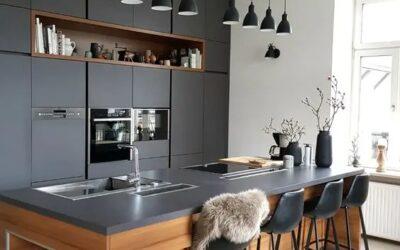 8 Tipps für eine moderne Kücheninsel